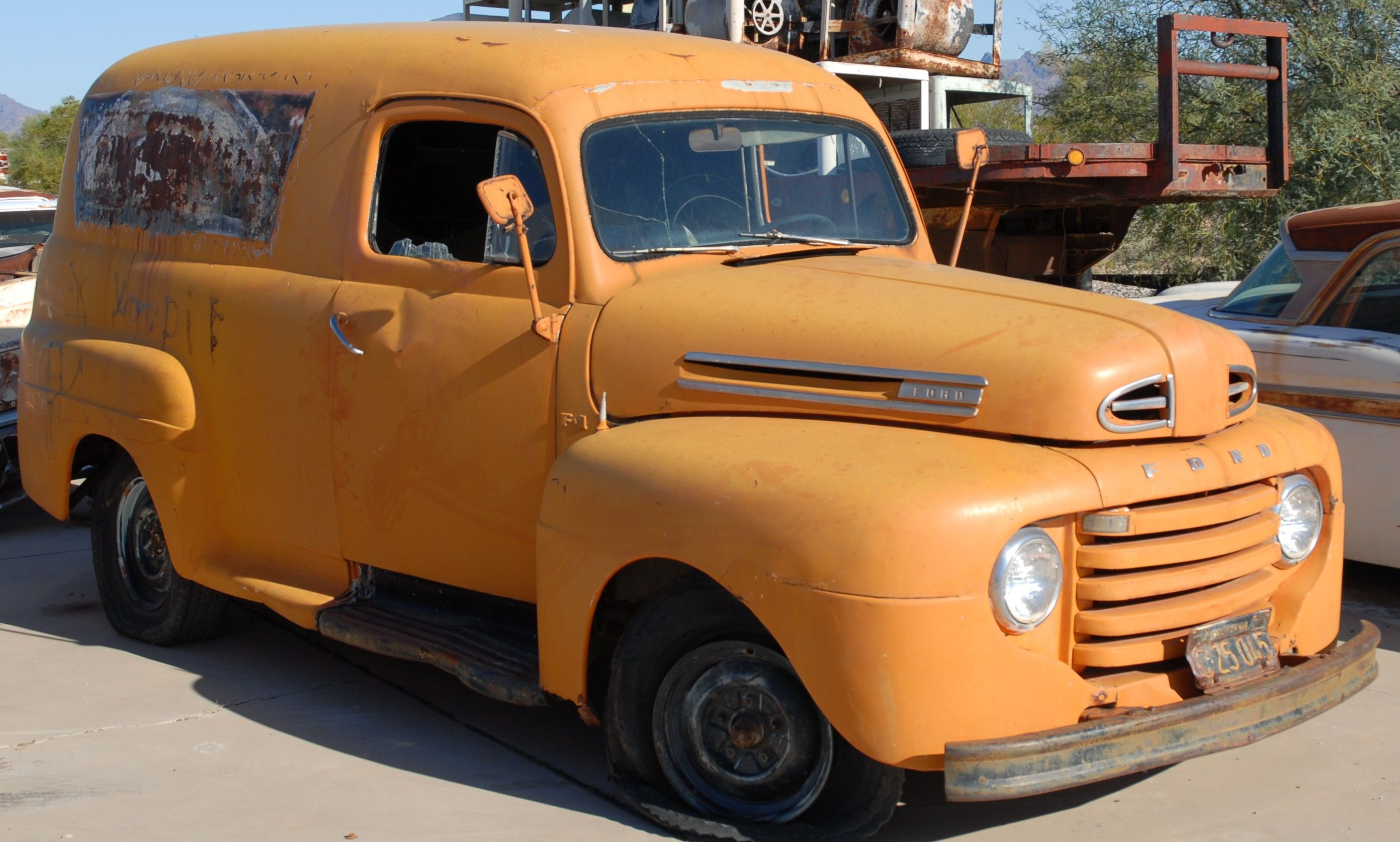 1950 ford panel truck - Google Search | Rat~Rods ~ old school cool ...