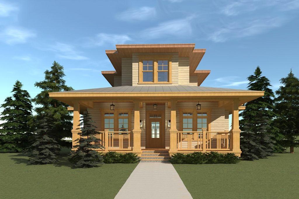 Farmhouse Style House Plan 3 Beds 2 5 Baths 2071 Sq Ft Plan 497 21