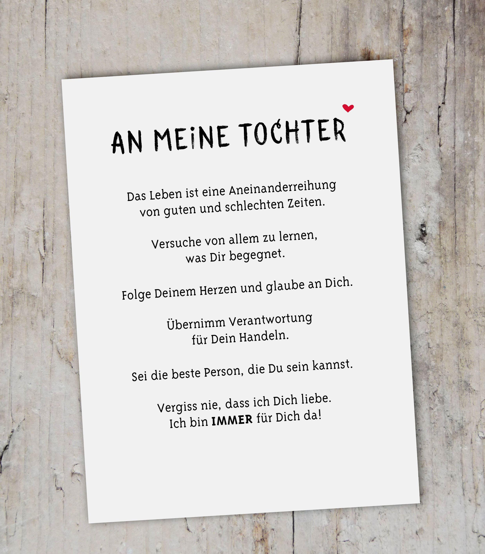 Pin auf Gedichte/Sprüche