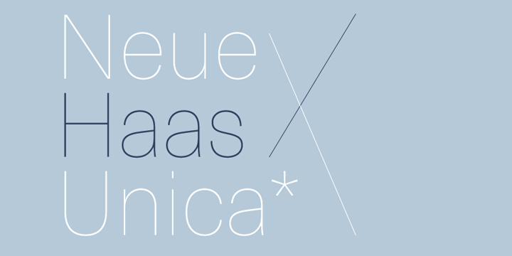 Neue Haas Unica W1G | Resources | Print design, Vector
