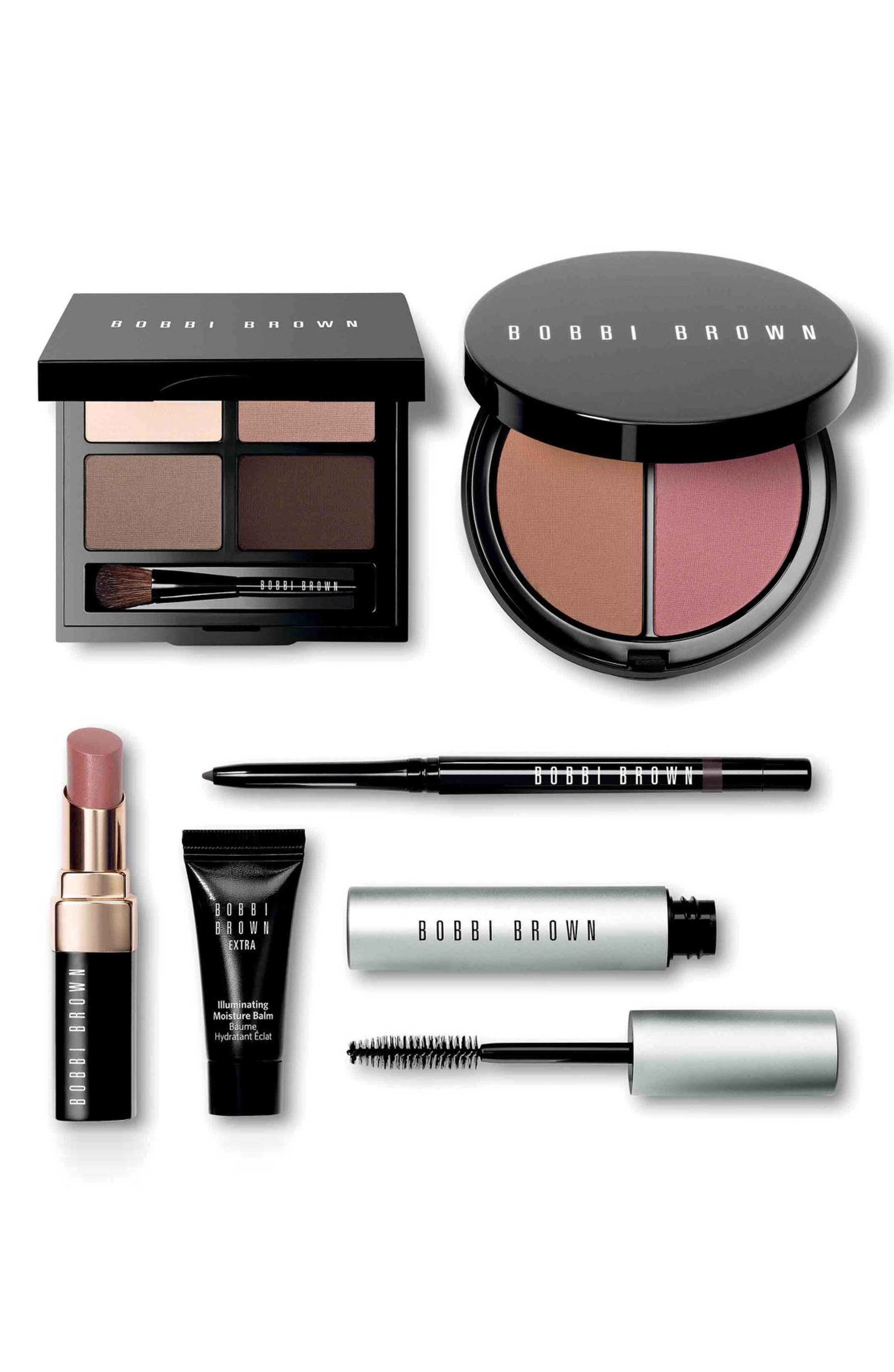 Brown bobbi greige fall makeup collection recommendations to wear for on every day in 2019