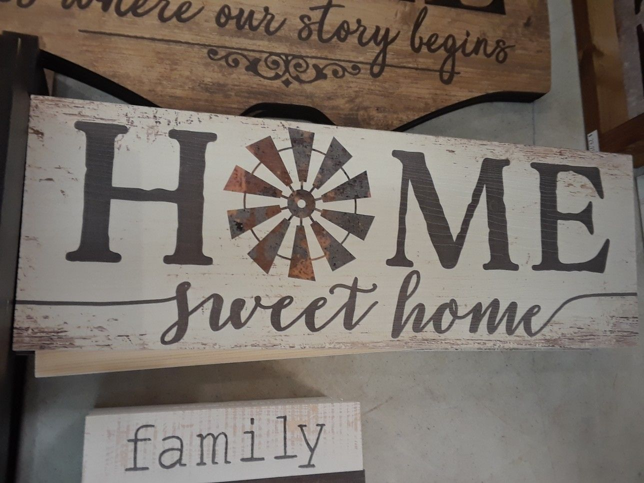 Love This New Made In The USA Sign We Just Put Out At The
