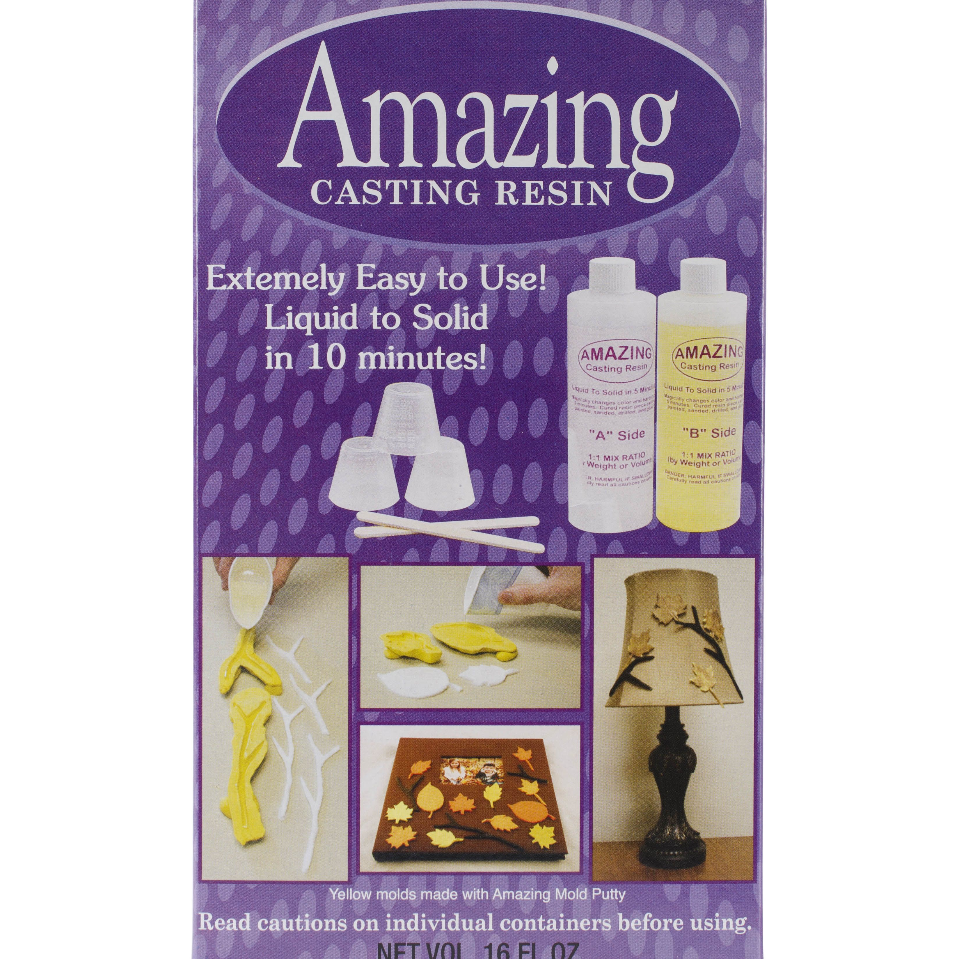 Amazing Casting Resin Kit-16oz