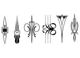 Immagini su richiesta semplici schemi celtici
