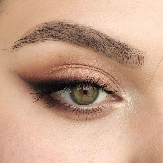 Photo of Welche Schminkfarbe zum Besten von grüne Augen