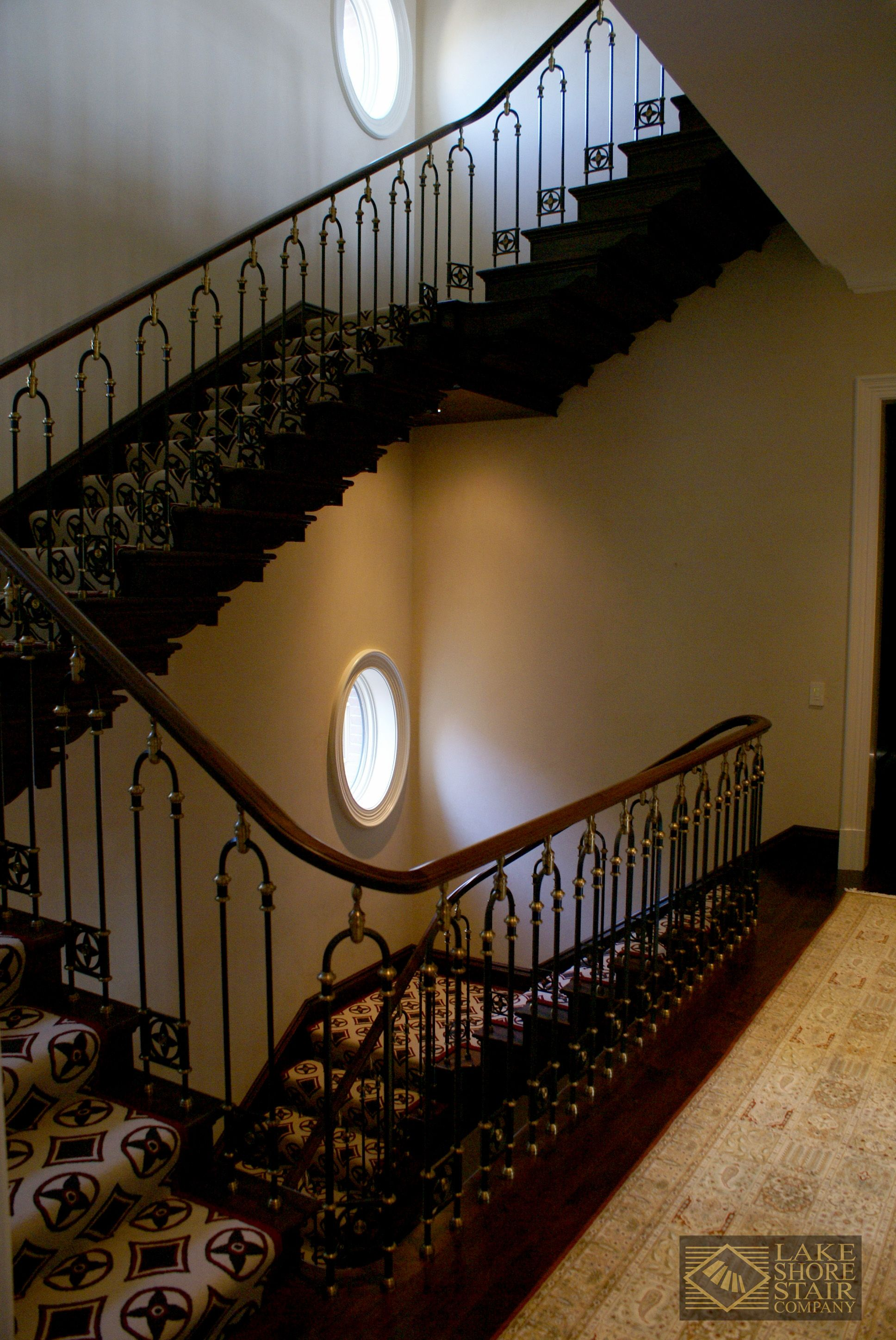 Best Large Staircase With Diamond Pattern Pattern Carpet Runner 400 x 300