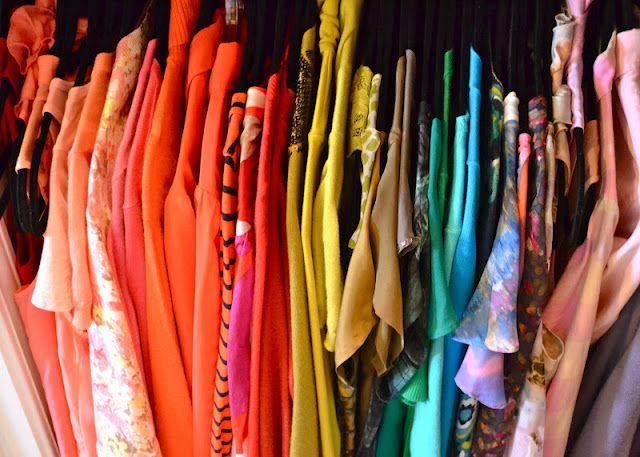 excellent seasonal closet organization tips! Closet