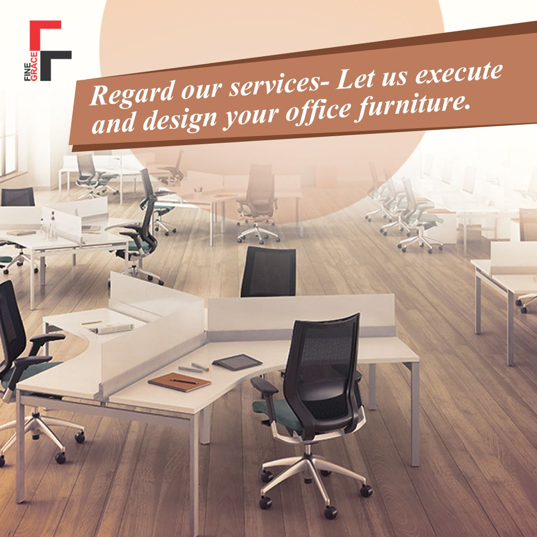 design your office online. Intertwine Your Office With Designed Furniture. Visit: Www.finegrace.com Or Design Online F