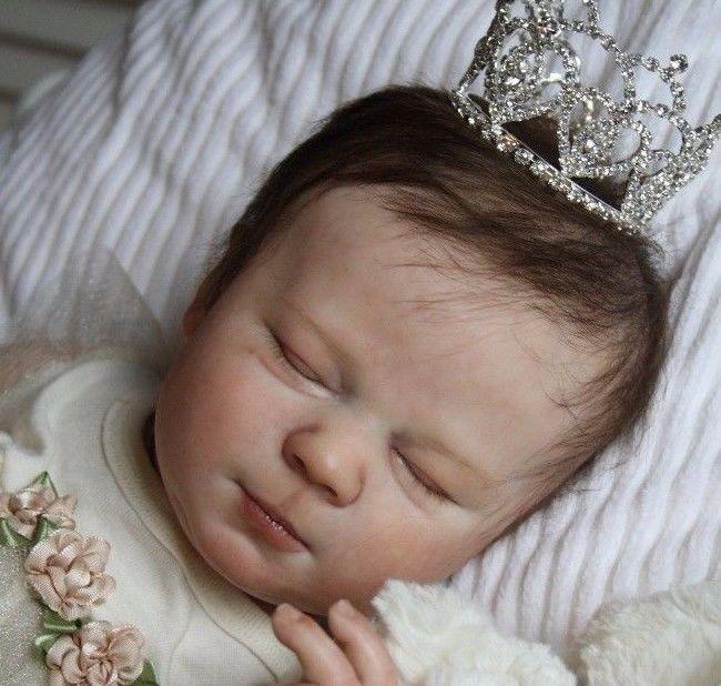f69554ae6bb2 Reborn Kimberly new release Realborn Bountiful Baby by Heavens Breath  Nursery