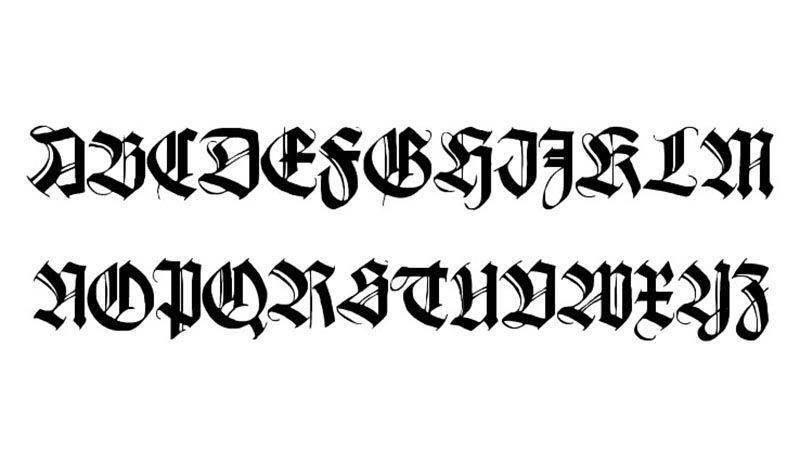 Thug Life Font Free Download Free Fonts Download Tattoo Fonts