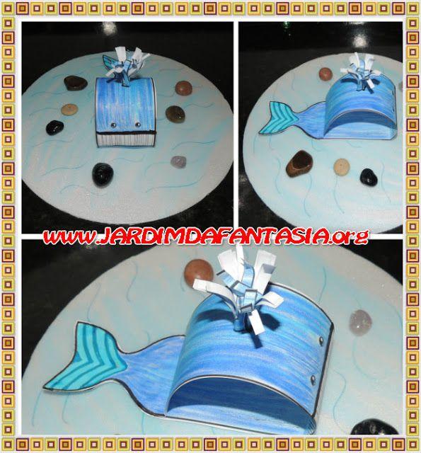 Projeto Fundo Do Mar Animais Marinhos A Baleia Azul Com Imagens