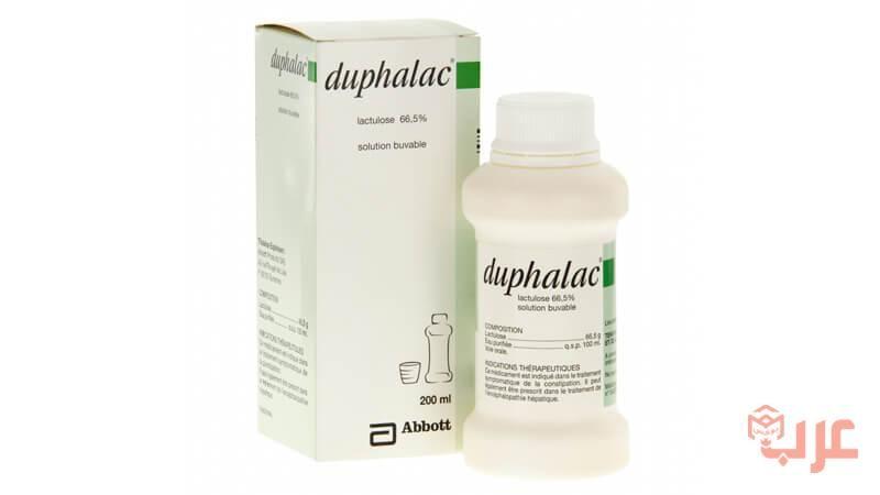 شراب دوفالاك Duphalac ملين لعلاج الامساك Shampoo Bottle Bottle Personal Care