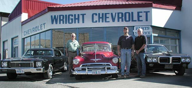 Wright Chevrolet Inc Your Local Chevrolet Dealership In Fossil