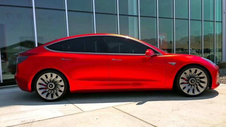 Elon Musk tweets Model 3 teaser and clears up misconceptions about Tesla's latest electric car