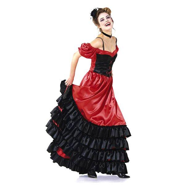 Cancan-kostume, Burda 2440