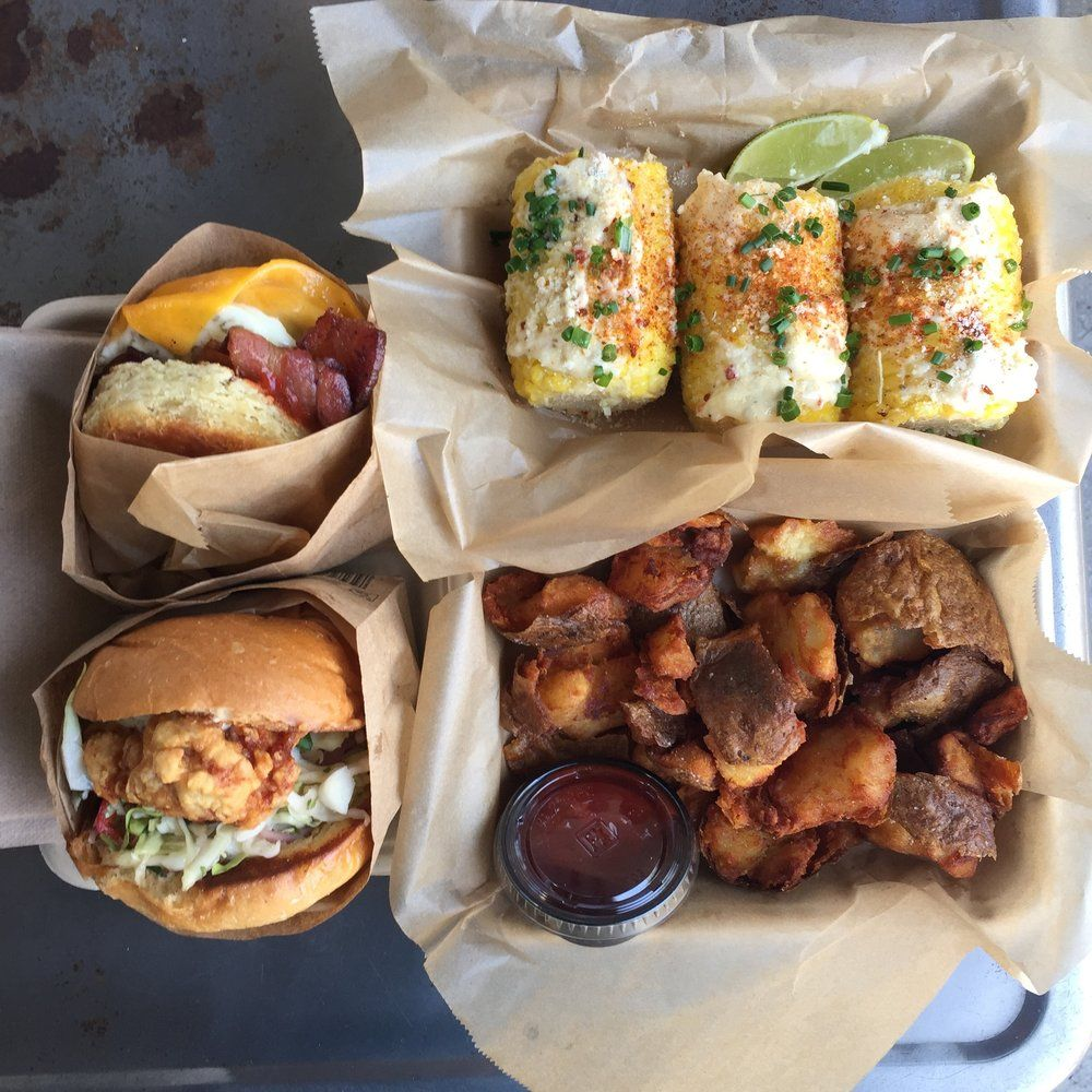 Free Range La Los Angeles Ca Food Presentation Soul Food Baby Food Recipes