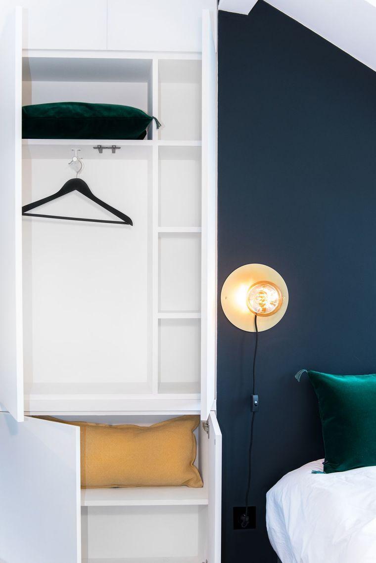 studio paris 14 : 18 m2 sobres et élégants | deco