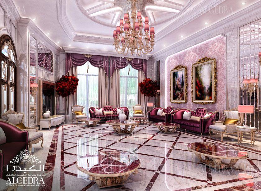 Room Ideas Women Majlis Interior Designs By Algedra