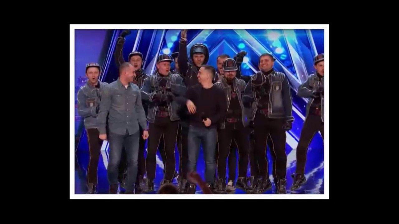 Light Up Dance Group Gets Tyra S Golden Buzzer On America S Got Talent America S Got Talent Tyra America