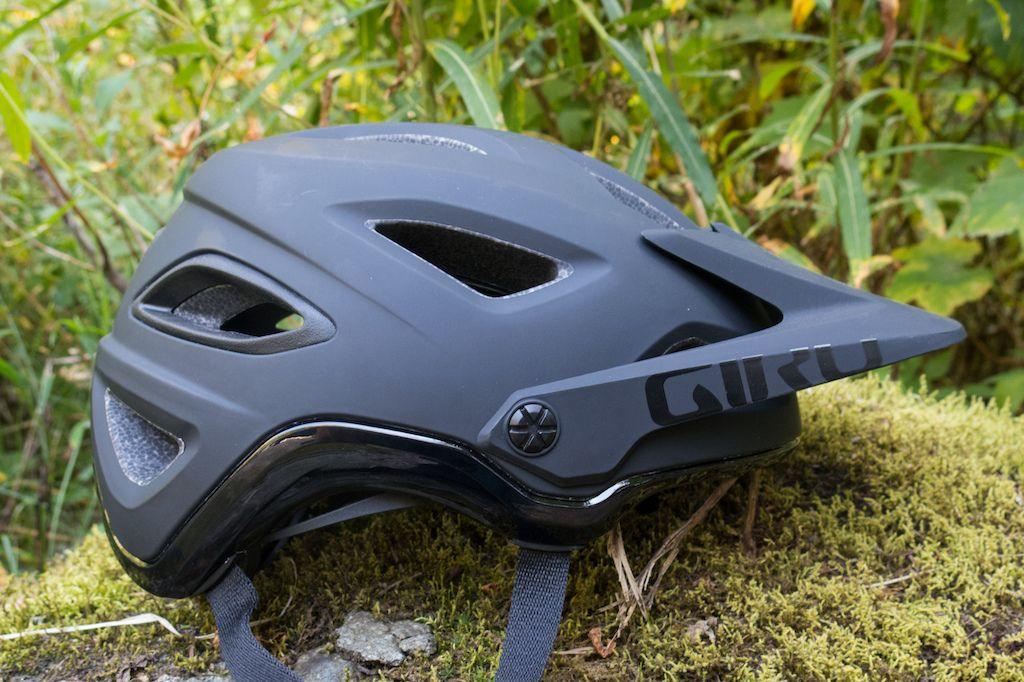 First Look Giro Montaro Helmet Crankworx Whistler 2015