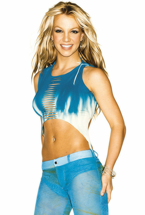 Pin On Sexy And Hot Britney Spears Of 2000s And Beyond