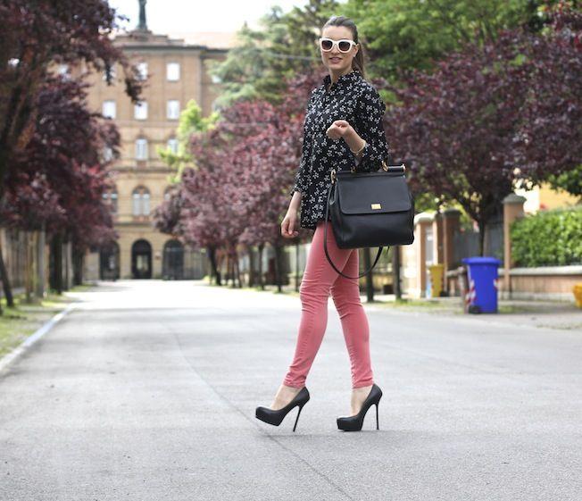 Style and Trouble: Commes des Garçons Jacket