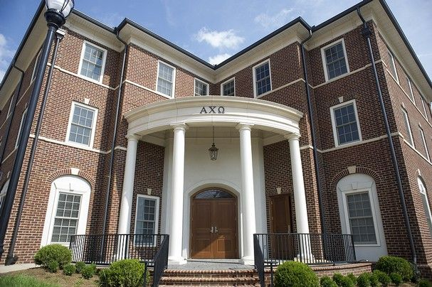 The Alpha Chi Omega Sorority House At Sorority Village Can House