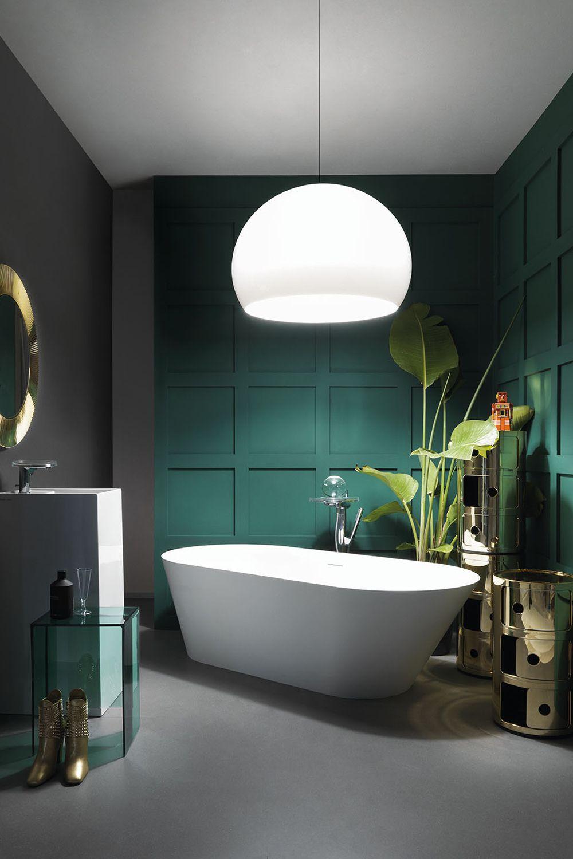 Couleur Vert Salle De Bain kartelllaufen salle de bain tendance showroom david b