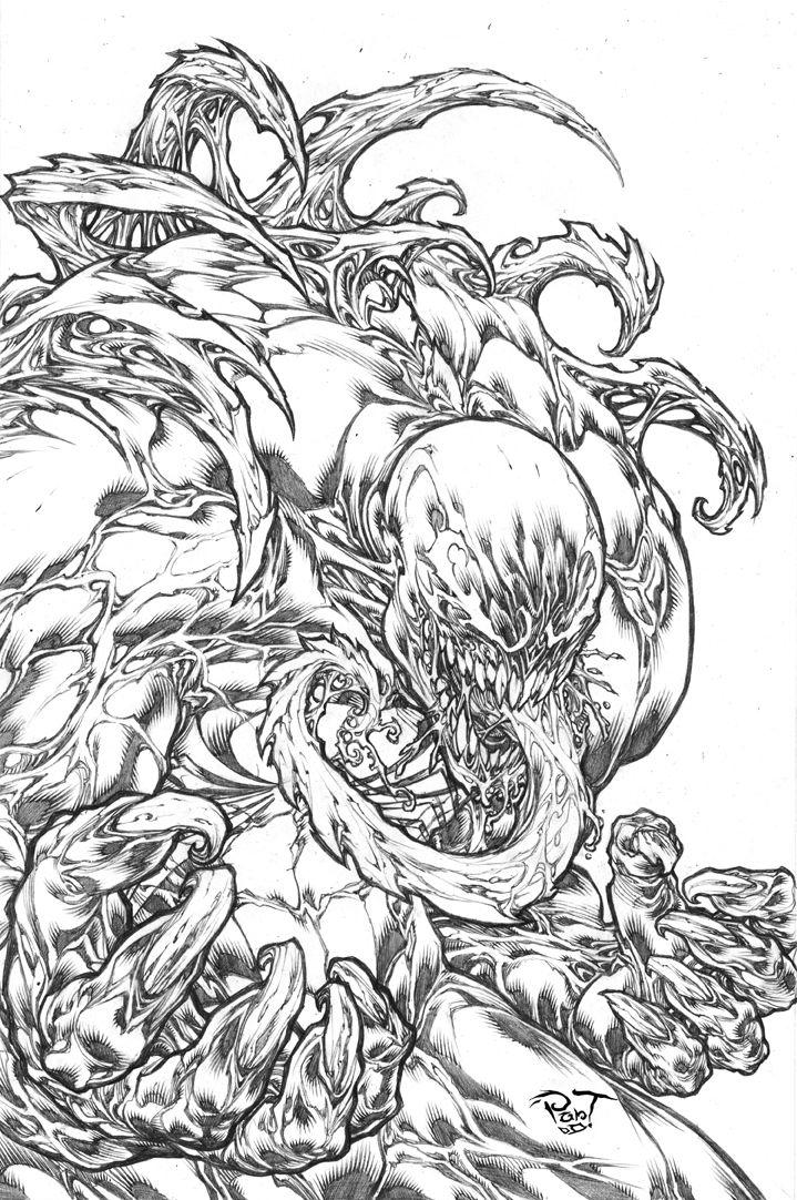 Venom by pant.deviantart.com on @deviantART | art by Paolo Pantalena ...