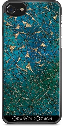 2214f5235d5 GrabYourDesign - Case for Iphone 7/7S Triangle Modern Luxury Fashion - by  UtArt