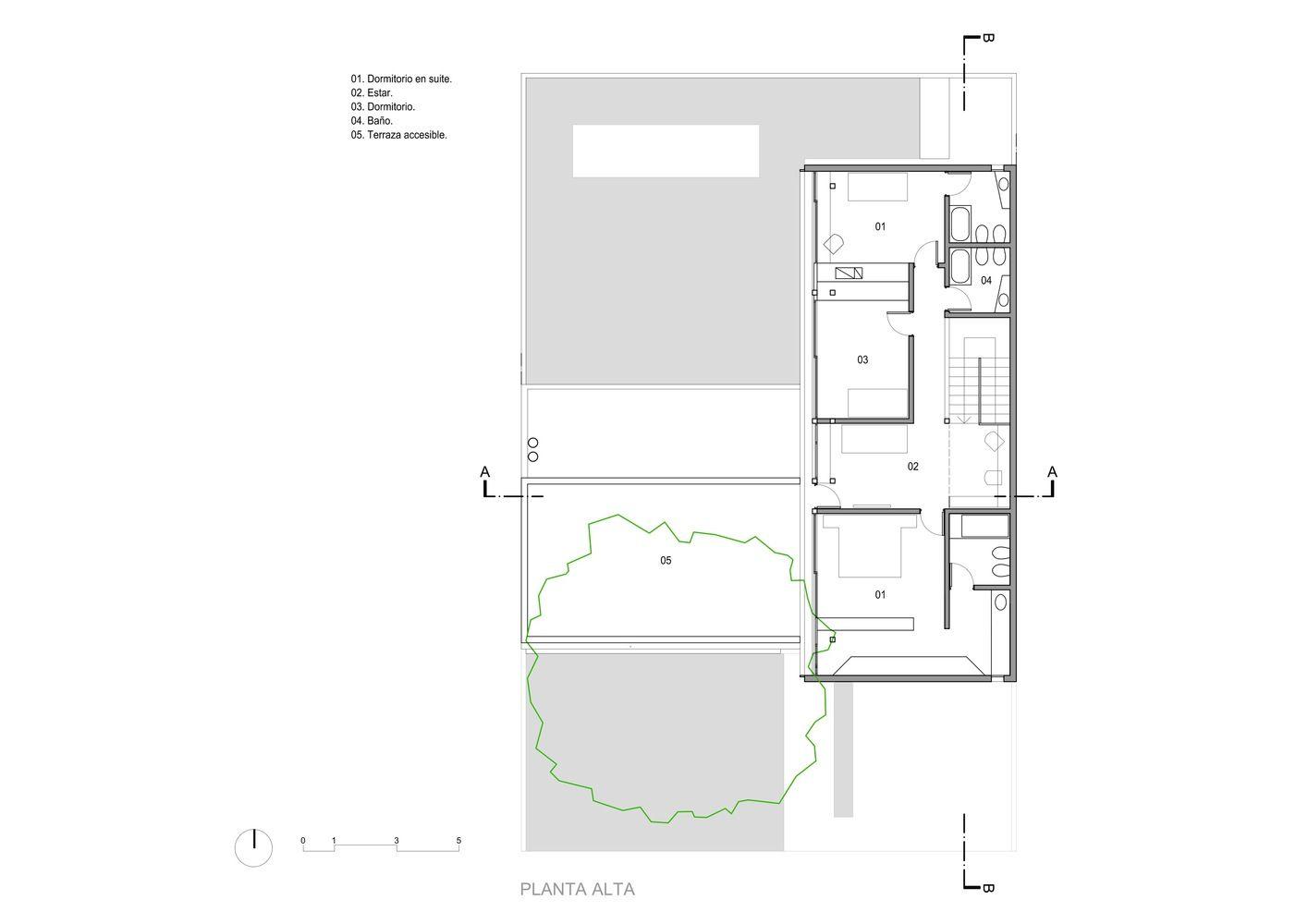 Gallery Of House Mc2 Gaston Castellano 28 Floor Plans House Design