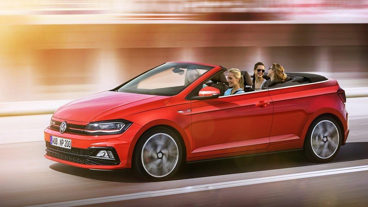 2019 Volkswagen Polo Gti Cabrio Youtube Regarding 2019 Volkswagen Beetle Convertible Volkswagen Polo Gti Volkswagen Polo Vw Polo