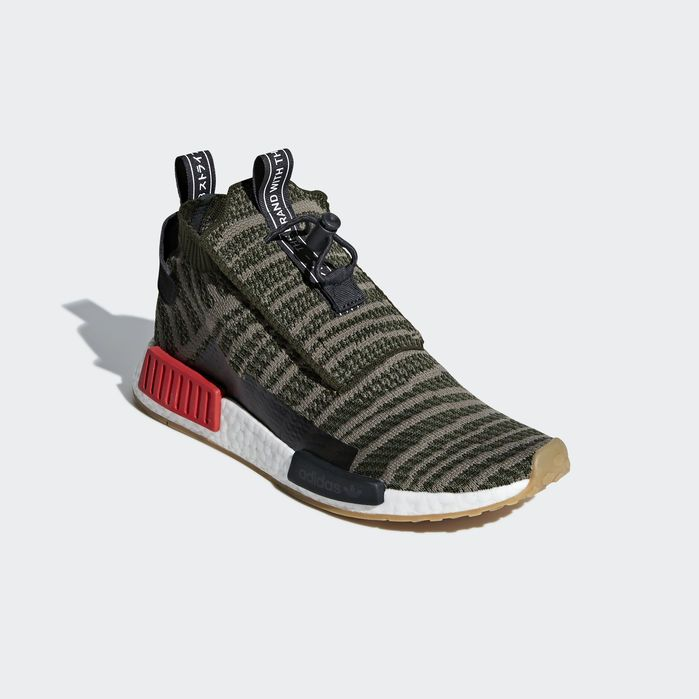 best service fc23b 27c66 NMD_TS1 Primeknit Shoes Night Cargo 10.5 Mens in 2019 ...