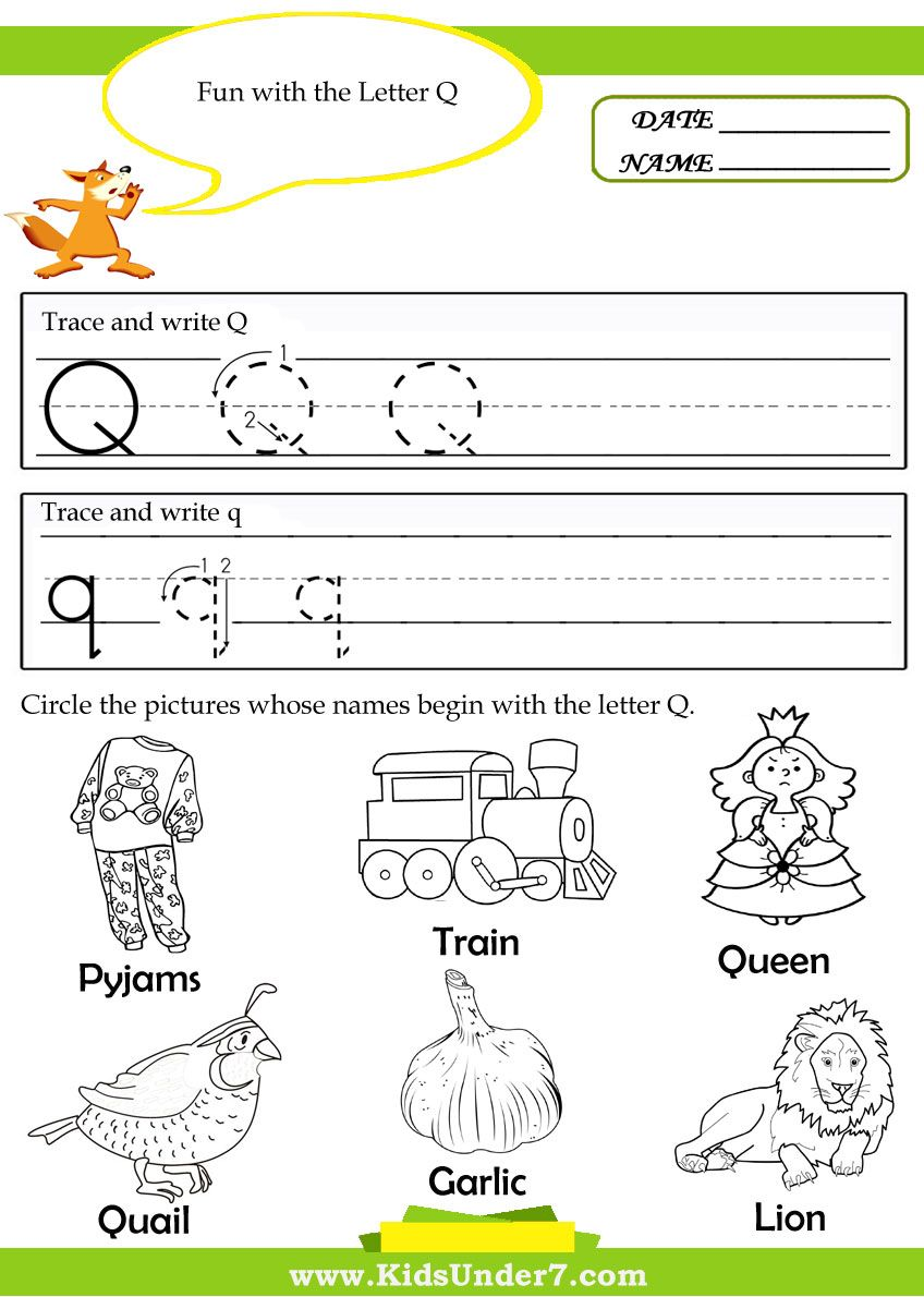 Alphabet Tracing Pages Letter recognition worksheets