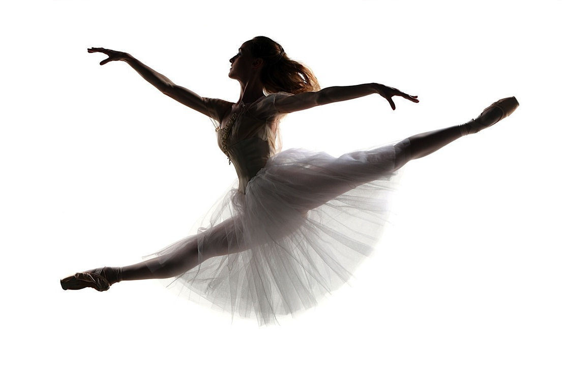 Ballet Dancer Picture Poster Dance Dancing Opera Music Art Framed Print