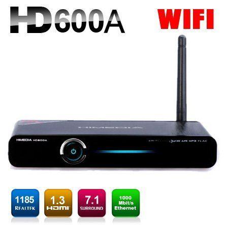 Himedia HD600A Chinese TV Box  Wach 200+ Mainland China TV Channels