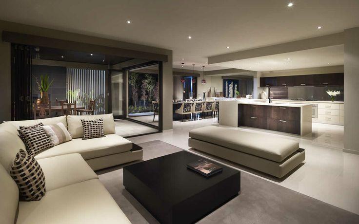 Desde hace a os el open plan o el concepto abierto es - Programas de decoracion de casas ...