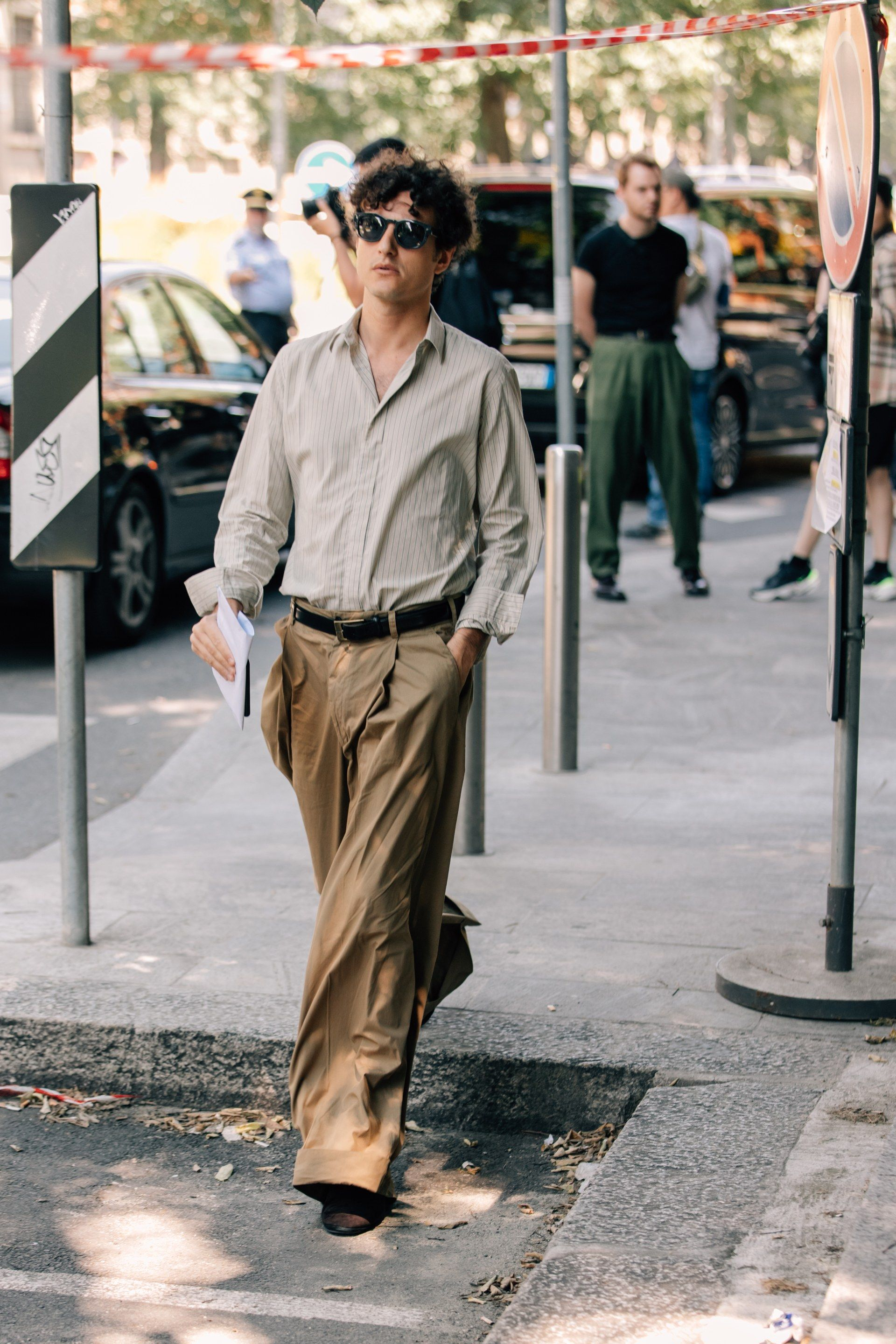 The Best Street Style from Milan Fashion Week Photos