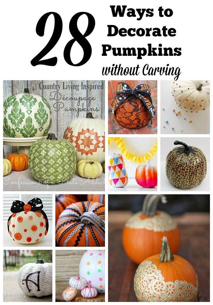 citrouilles chics pour d corer la maison l 39 halloween halloween pinterest halloween. Black Bedroom Furniture Sets. Home Design Ideas