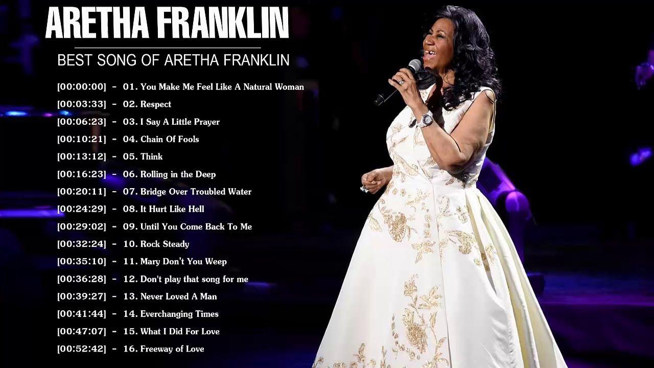 Aretha Franklin Greatest Hits 2018 Best Of Aretha Franklin Top 30 S Rest In Peace Aretha Franklin Songs Aretha Franklin Greatest Hits Aretha Franklin