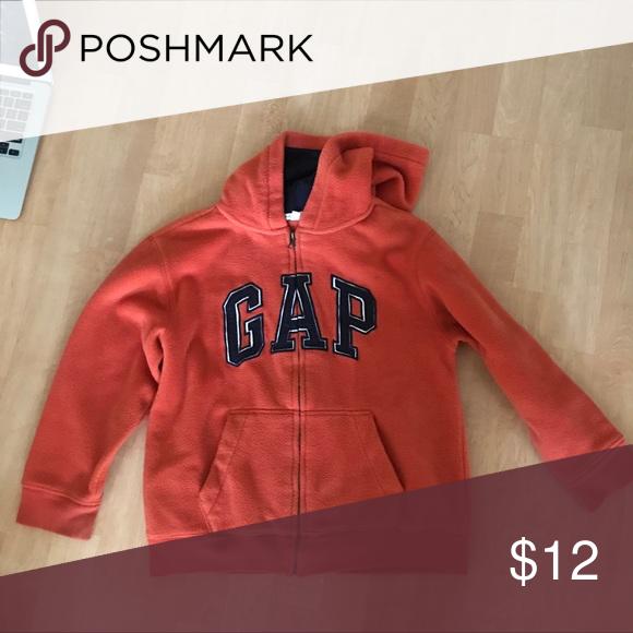 Orange Gap Jacket Gap Jacket Jackets Gap