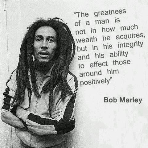 Words Of Wisdom From Bob Marley Happy Birthday Robert Nesta Marley Bob Marley Quotes Bob Marley Words