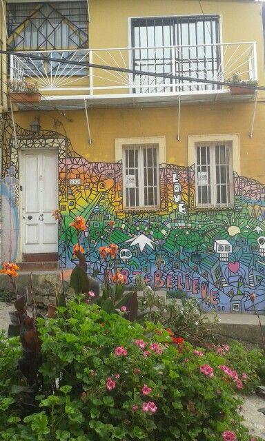 Murales coloridos