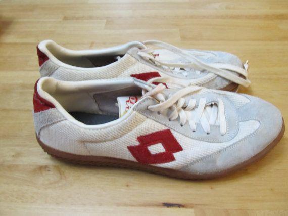 Vintage 70s Lotto Italian sneakers | Italian sneakers