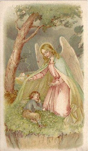 Envie-me seu Anjo da guarda, porque ele não paga ingresso no trem e nem consome seus sapatos. (São Padre Pio)