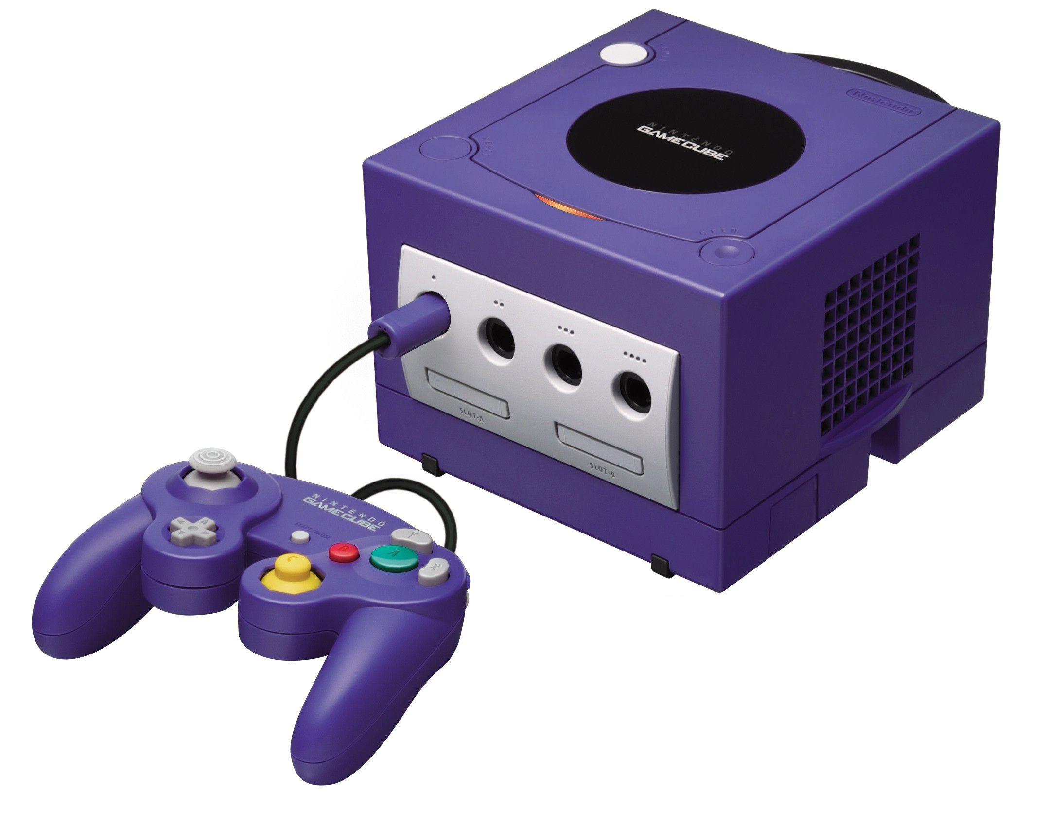 Gamecube Turns Ten Years Old Today Gamecube Games Gamecube Game Console