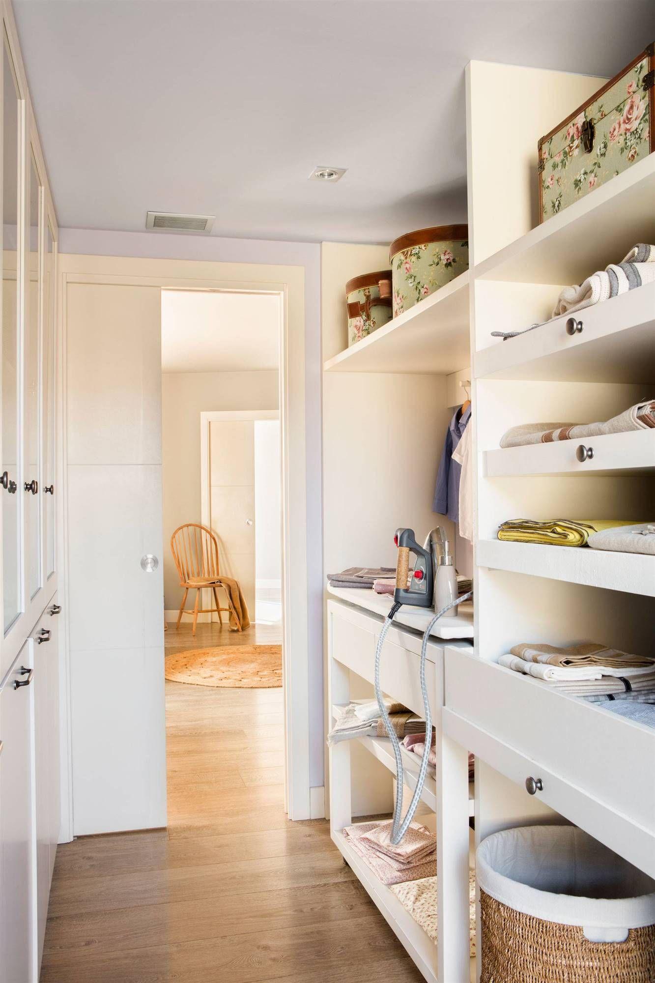 Lavar Planchar Todo En Un Armario Que Resuelve Tus Problemas Muebles Para Planchar Cuarto De Plancha Armario Para Lavadora