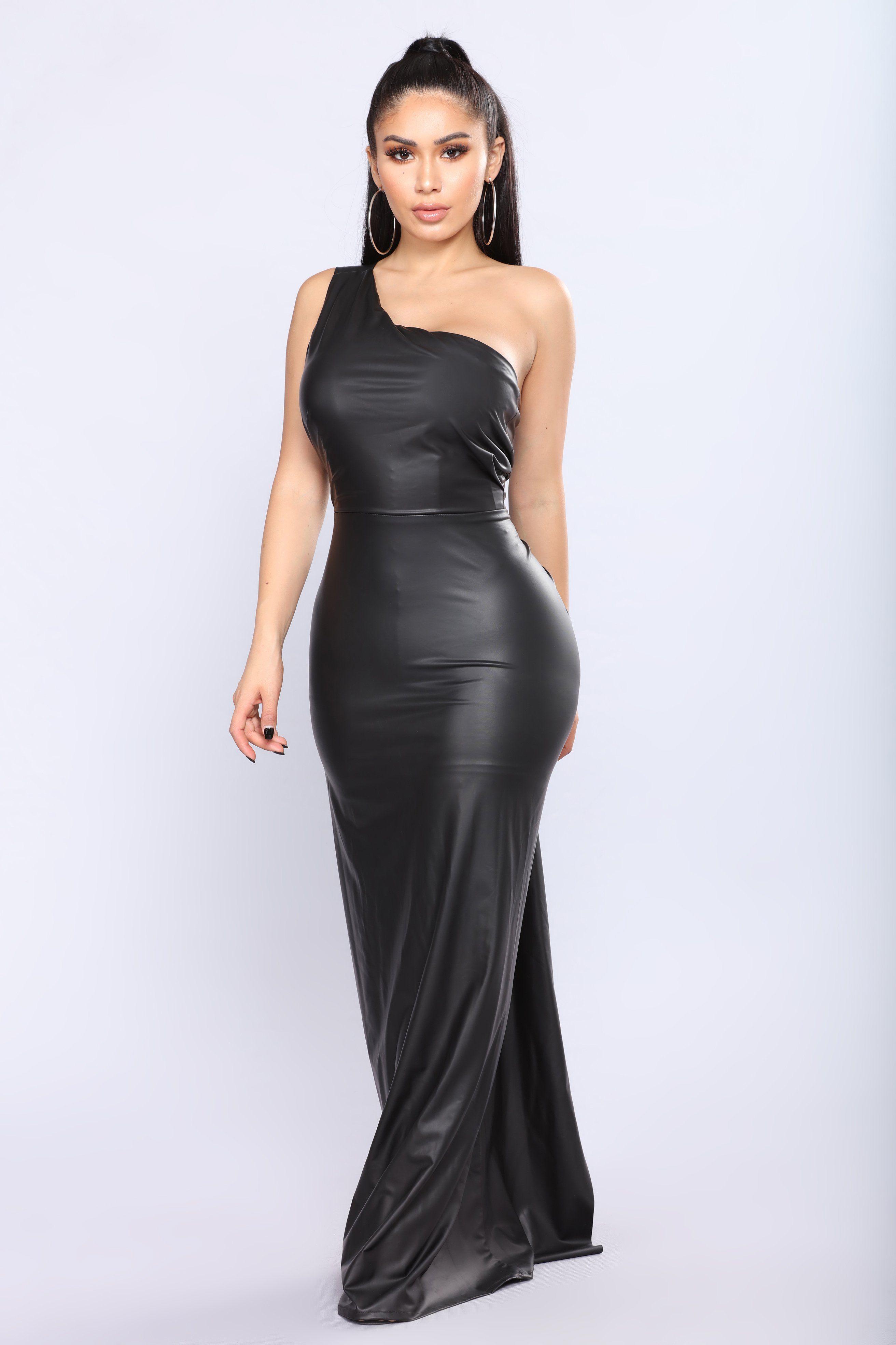 Women's Clothing 2018 Women New Womens Locomotive V-neck Pu Leather Harness Dress Women Fashion Casual Slim Leather Dress