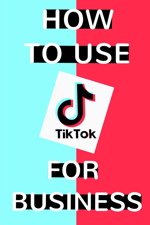 Tiktok For Business How To Become Famous On Tiktok Tiktok Videos Social Media Marketing Business Marketing Strategy Social Media Learn Marketing