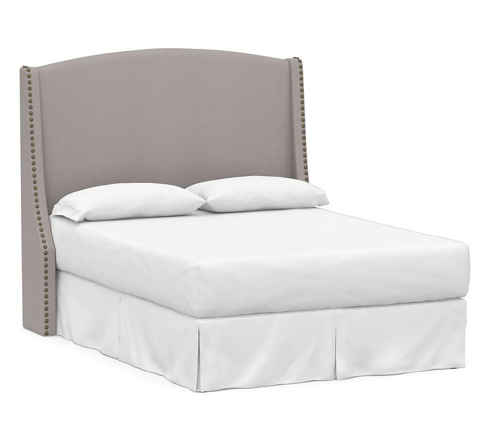 Renten Upholstered Headboard Upholstered Beds King Headboard Free Interior Design